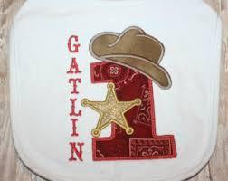 cowboy 1st birthday etsy