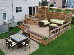 backyard deck designs plans outdoor deck design ideas resume