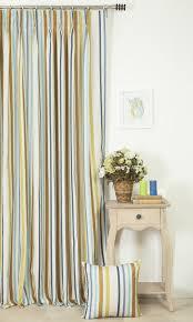 Blue And Orange Curtains Made To Measure Drapes I Free Shipping I Custom Nursery Curtains