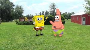 spongebob in real life coub gifs with sound
