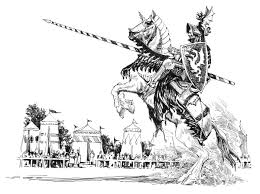 a knight of the seven kingdoms random house drawing by gary