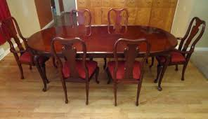 cherry wood dining table and chairs cherrywood dining room set 4sqatl com