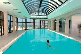 swimming pool stunning indoor swimming pool design with glass
