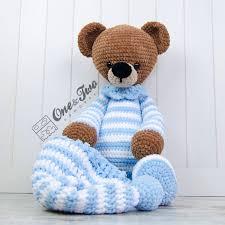 big teddy sydney the big teddy big hugs series amigurumi pattern