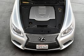 2014 lexus 460 ls 2014 lexus ls460 engine overhead photo 61471250 automotive com