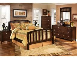 Brown Wood Bed Frame Bedroom Contemporary Bedroom Design With Brown Wooden Size