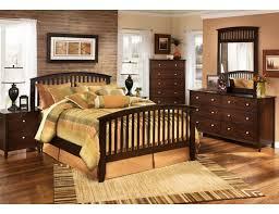 bedroom metro bedroom design with dark brown queen size wooden bed
