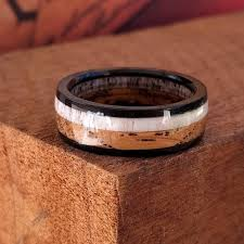 mens wedding bands wood 77 best wooden wedding bands images on wood wedding