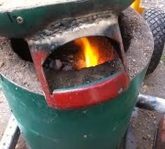 aluminium casting foundry bottle blacksmithing and knives