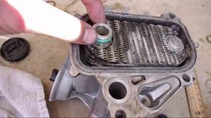 porsche 944 water replacement how to replace seals on a leaking 944 cooler
