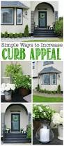 simple ways to increase the curb appeal of your home clean and
