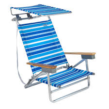 Outdoor Canopy Chair Striped Canopy 5 Position Sand Chair Christmas Tree Shops Andthat