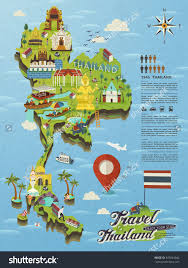 Phuket Thailand Map Popular 267 List Thailand Tourist Map
