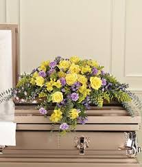 casket spray a beautiful tribute casket spray at from you flowers