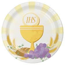 communion plates 8ct rise above communion paper plates target