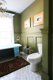 Olive Green Bathroom Color Crushing On Olive Painted By Kayla Payne