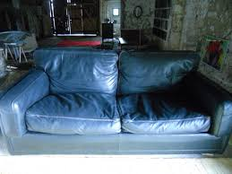 canapé poltrona achetez canapé cuir occasion annonce vente à duras 47 wb149505685
