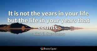 How Many Years In A Light Year Years Quotes Brainyquote