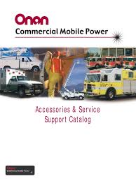 onan accessories u0026 service support catalog mains electricity