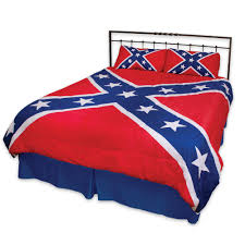 winsome design rebel flag comforter set bedding sets bed home