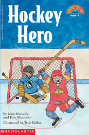 hockey hero by dan marzollojean marzollo scholastic