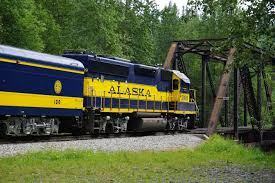 Trains In America Denali U2013 The Big One Fools Rush Out