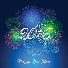 inspirational happy new year 2018 fireworks wallpaper
