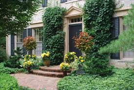garden designs for best front porch landscaping plants front yard