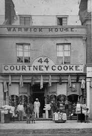 Drapery Stores Hindley Street Adelaidia