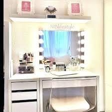 professional makeup desk makeup vanity organization glamorous professional style vanity