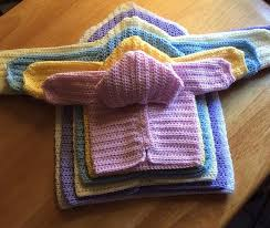 crochet baby sweater pattern you ll absolutely the versatility of this pattern the three