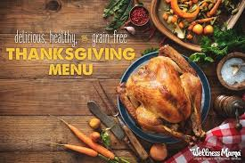 how to plan a healthy thanksgiving menu recipes printable
