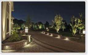 beautiful design driveway lighting amazing outdoor lighting for