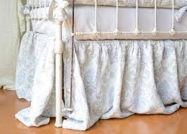 Bed Skirts For Cribs Bed Skirts Notte Dust Ruffles Crib Skirts Bed Skirts