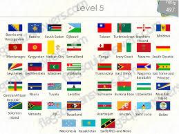 Belize Flag Flags Quiz Answers Level 5