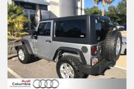 2013 jeep wrangler mileage used jeep wrangler for sale in sumter sc edmunds