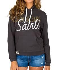 womens sunday new orleans saints hoodie