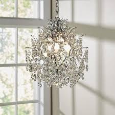 Light Crystal Chandelier Willa Arlo Interiors Gates 1 Light Crystal Chandelier U0026 Reviews