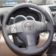 toyota rav4 steering wheel cover steering wheel cover for toyota yaris vios rav4 2009