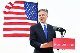 before entering politics jon huntsman jr was an elusive