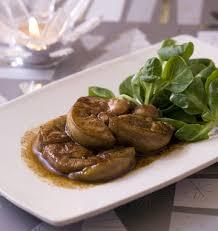 cuisiner foie gras escalope de foie gras poêlée au miel et vinaigre balsamique les