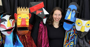 purim puppets talking theatre educating through puppetry
