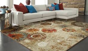 Orange And Brown Area Rugs Red Barrel Studio Akron Beige Area Rug U0026 Reviews Wayfair
