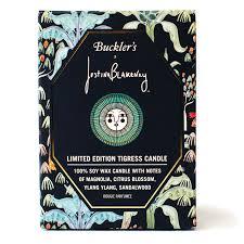 Justina Blakeney by Buckler U0027s X Justina Blakeney Tigress Candle Buckler U0027s
