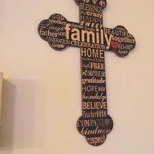 Cross Wall Decor by Find More Big Cross For A Cross Wall Or Just Wall Decor