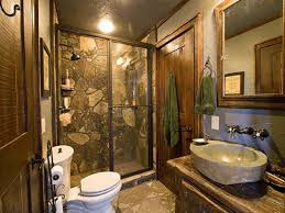 Home Decor Bathroom Ideas Adorable Cabin Bathroom Ideas As Companion House Decor Small