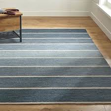 Blue Striped Area Rugs Striped Area Rug Tapinfluence Co