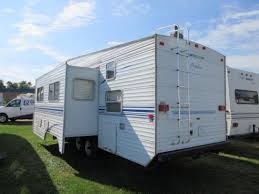 2001 fleetwood prowler 285s fifth wheel fremont oh youngs rv