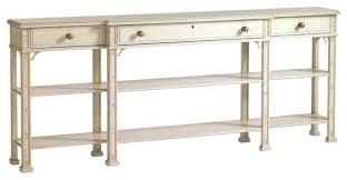 Stanley Furniture Desk Stanley Furniture Preserve Brighton Sofa Table Orchid