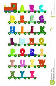 alphabet train clipart clipartxtras